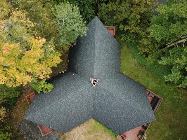 Shingled Roofing Replacement in Hunter Mountain, NY