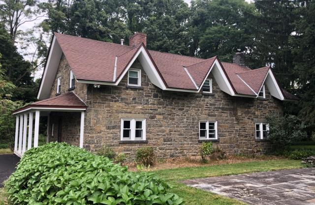 Roof Replacement on Stone Cottage in Staatsburg, NY