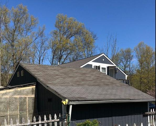 Garage Roof Replacement in Gardiner, NY