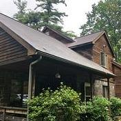 Roof Replacement in Mount Tremper, NY - Before Photo
