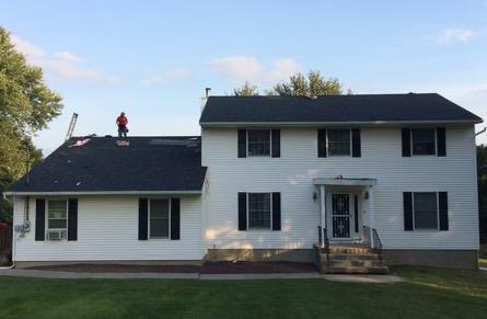 Roof Replacement in Campbell Hall, NY
