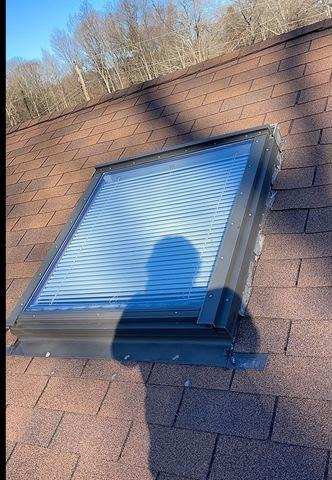 Skylights Replacement and Roof Replacement in Wappingers Falls, NY