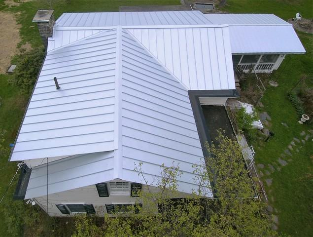 Metal Roof Replacement in Woodstock, NY
