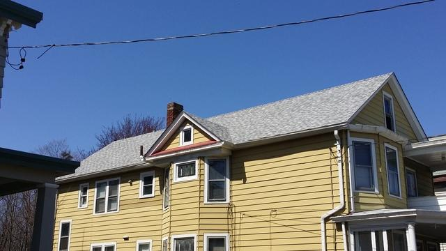 Poughkeepsie, NY New Roof Installation