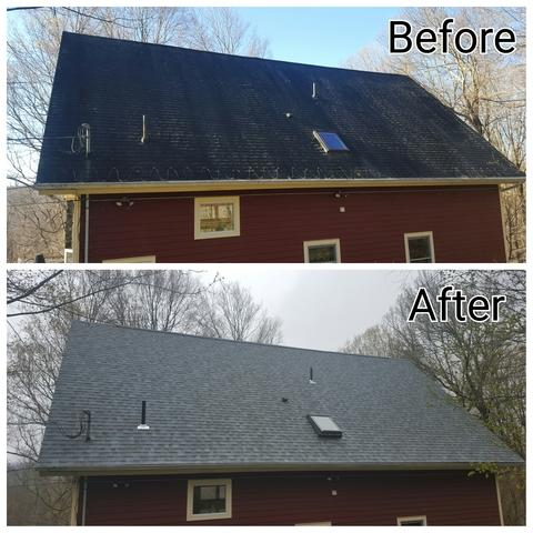 Carmel, NY New Roof Replacement