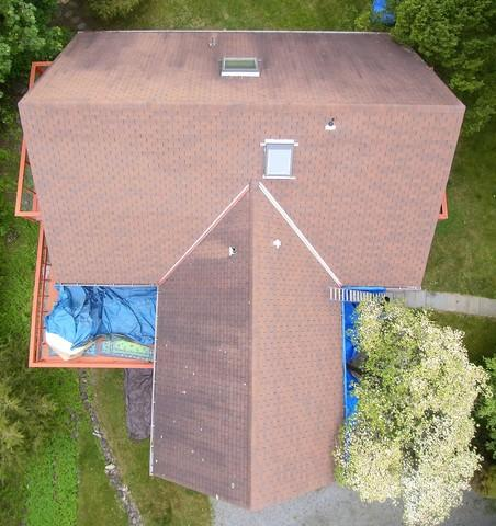 New Roof Install in Poughkeepsie, NY