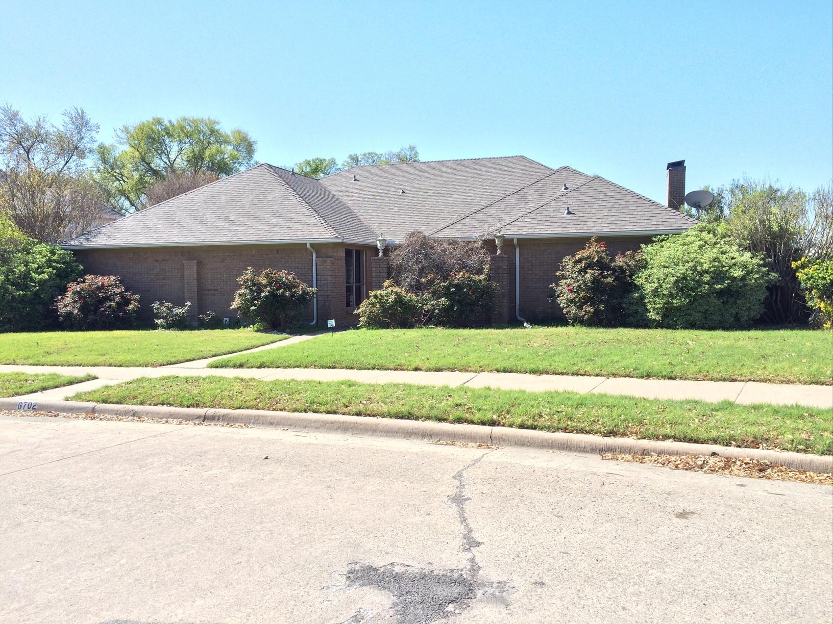 Roof Replacement in Rowlett TX - After Photo