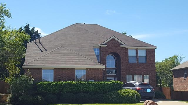 Rowlett, Texas Roof Replacement
