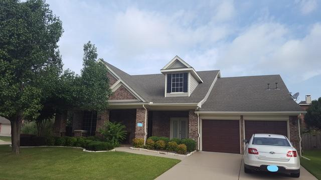Grand Prairie Roof Replacement