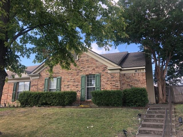 Garland, TX Roof Replacement Due to Hail