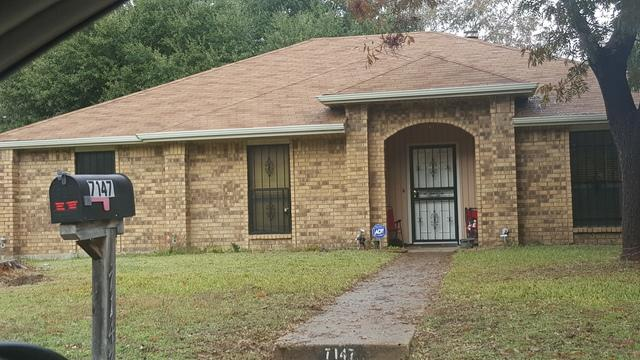 Roof Replacement in Dallas, TX
