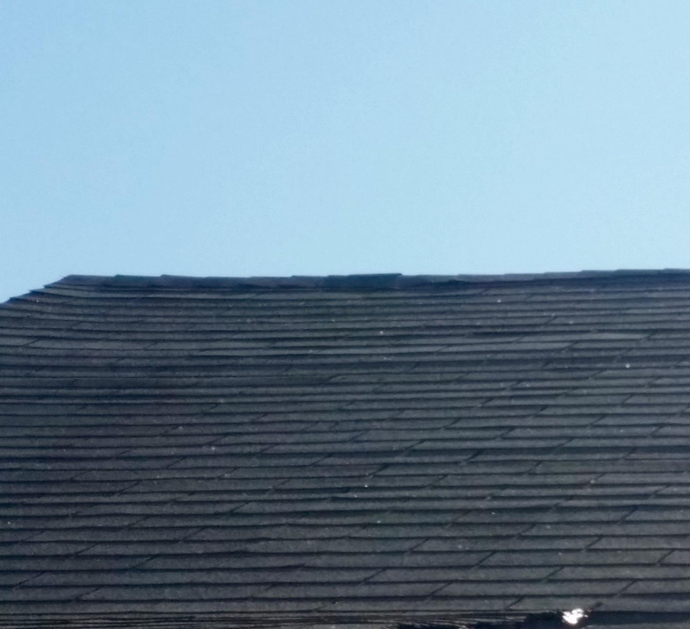 Roof Shingle Repair in Hometown IL - After Photo