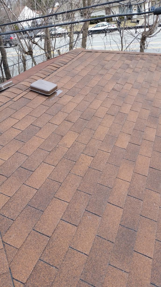 Garage Roofing Replacement Hometown IL - After Photo
