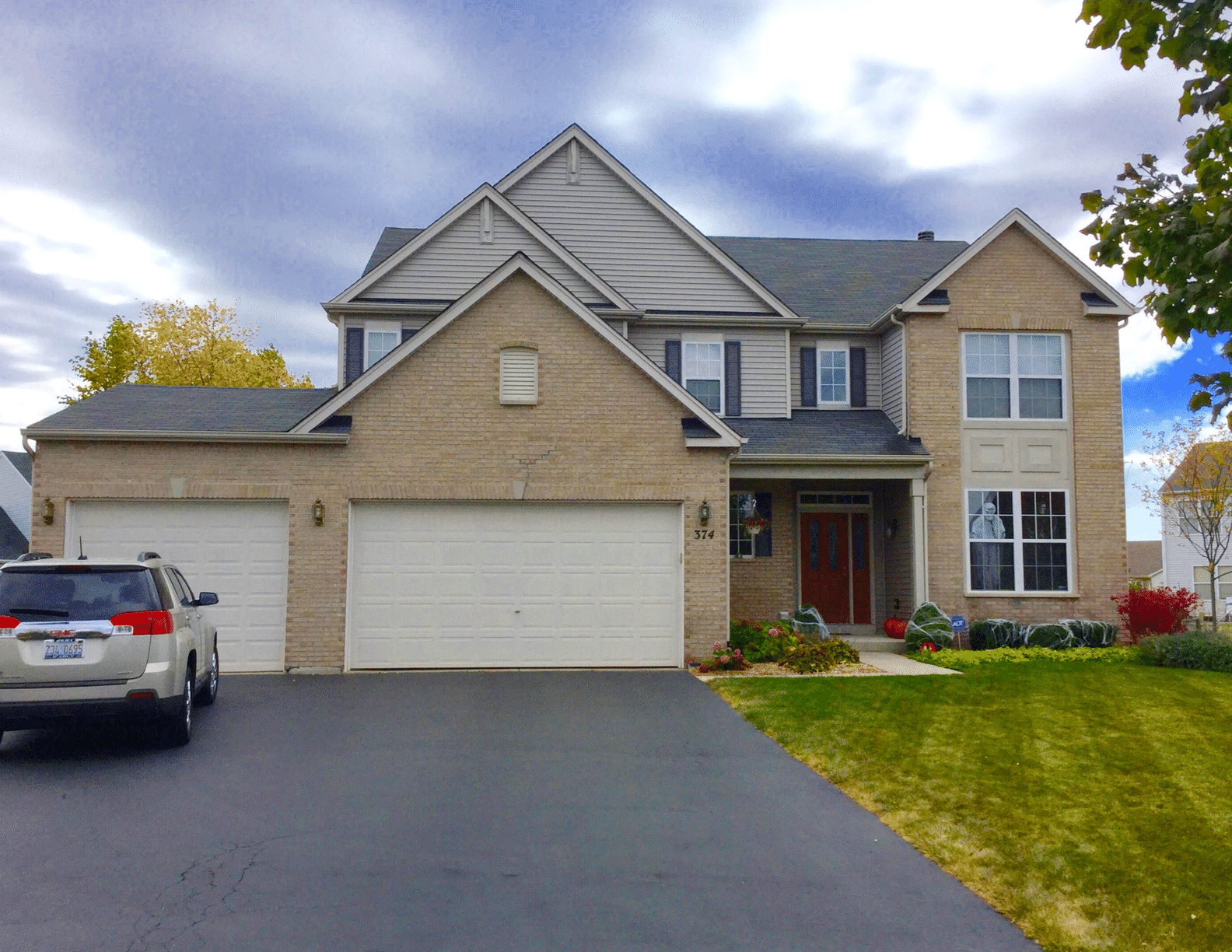 Romeoville, IL Certainteed Landmark Roof Replacement - After Photo