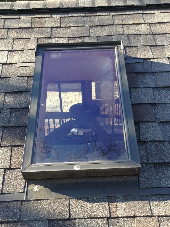 Homer Glen, IL Skylight Installation - Before Photo