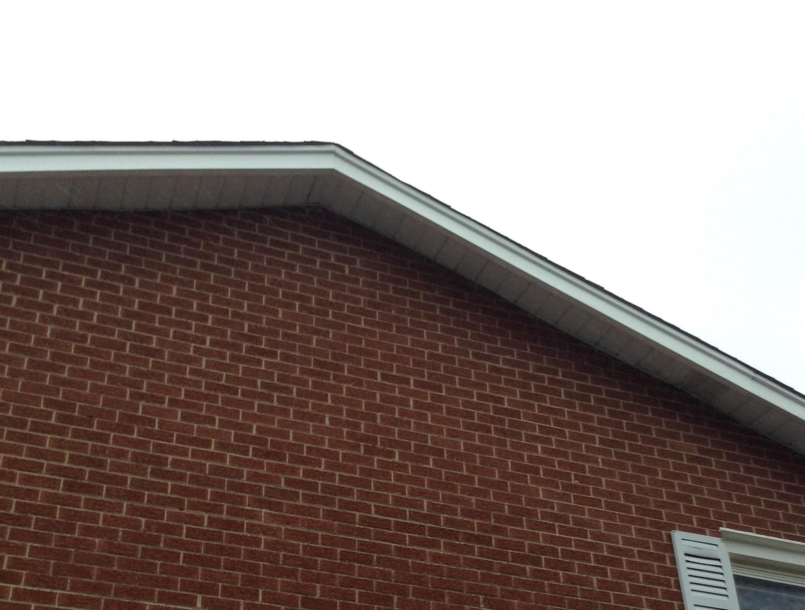 Crestwood, IL Fascia Replacement - After Photo
