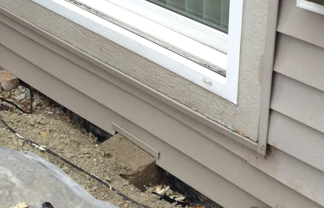 Lockport, IL Patio Door Siding Repair - After Photo