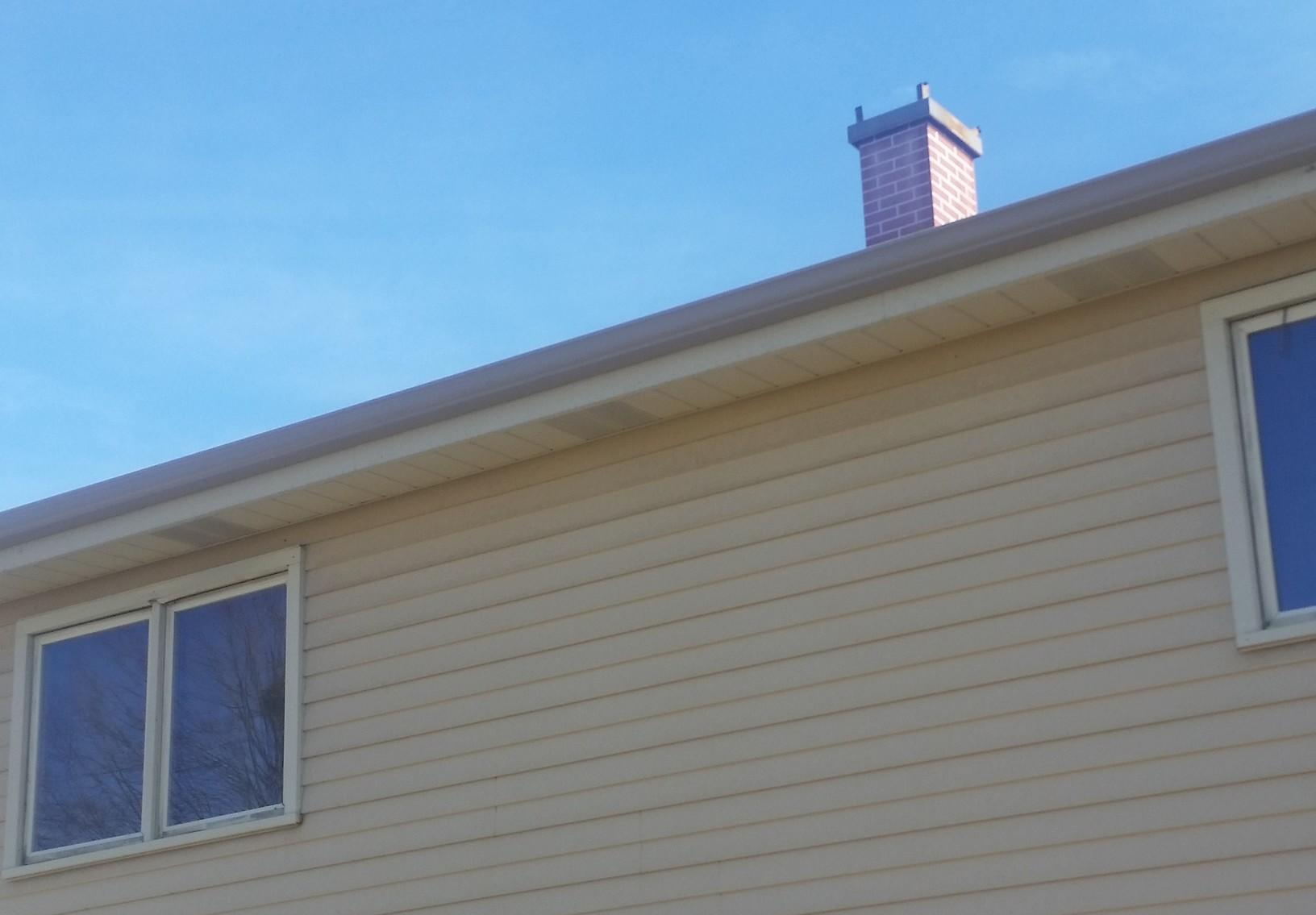 Tinley Park, IL Gutter Repair - After Photo