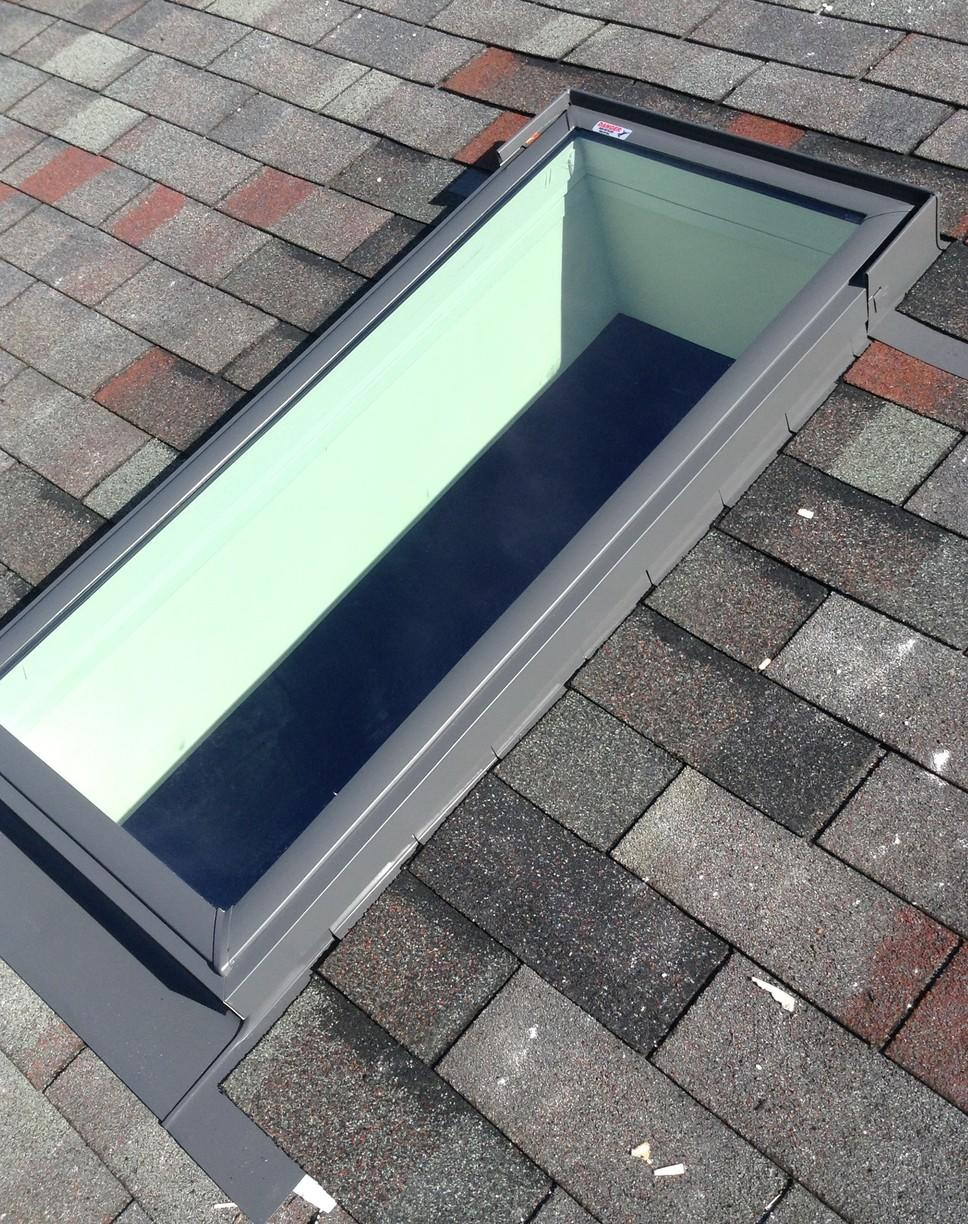 Frankfort,  IL, Skylight replacement - After Photo