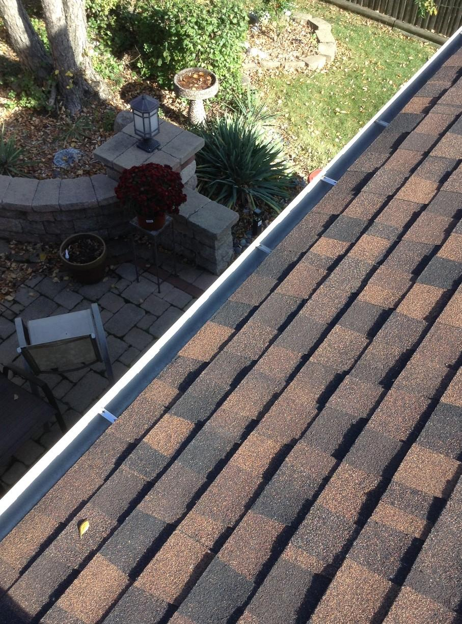 Gutter Hangers in Orland Park, IL - After Photo