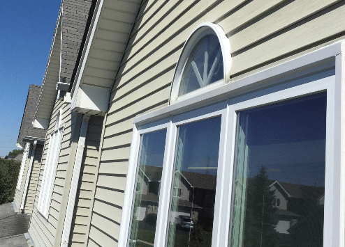 Orland Park, IL Window Sealing - Before Photo