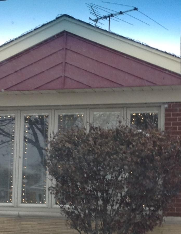 Clean Fascia Repair - After Photo