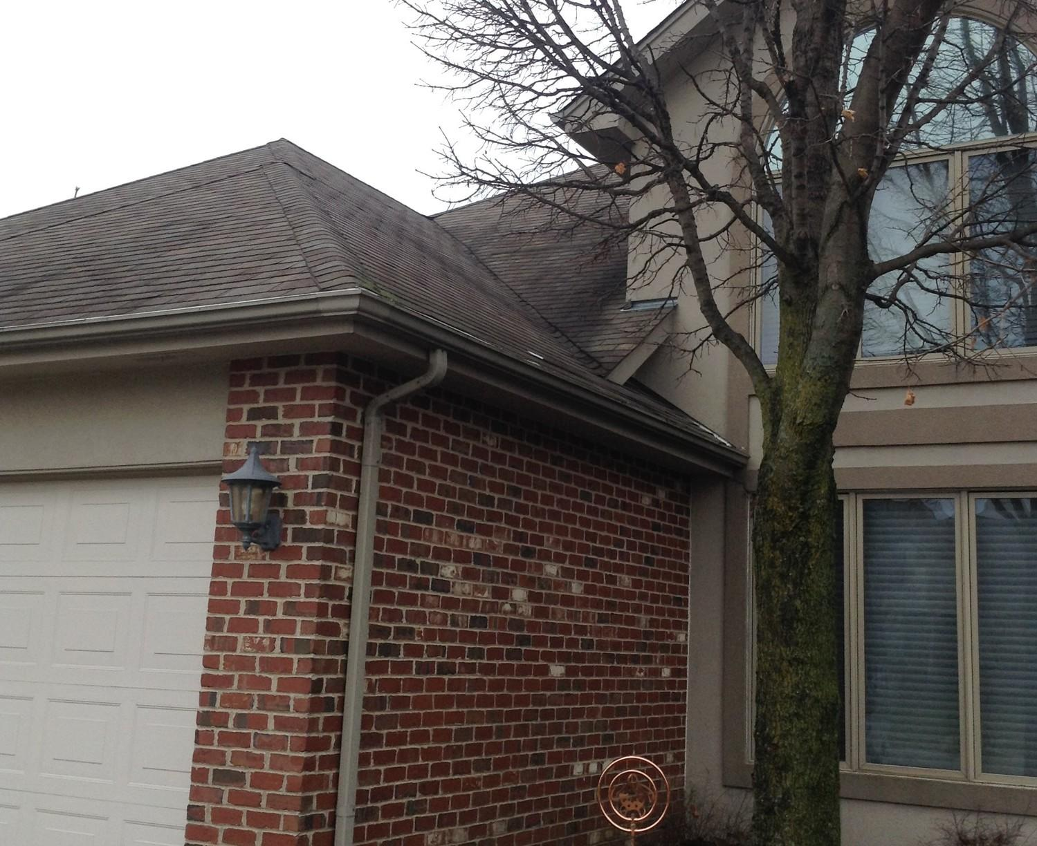 Gutter Project in Orland Park, IL - After Photo