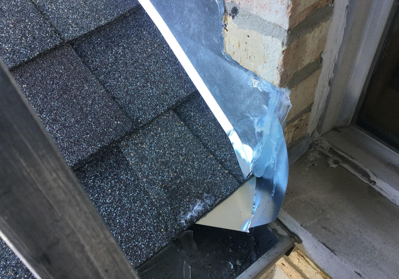 Flashing repair in Oak Lawn, IL - After Photo