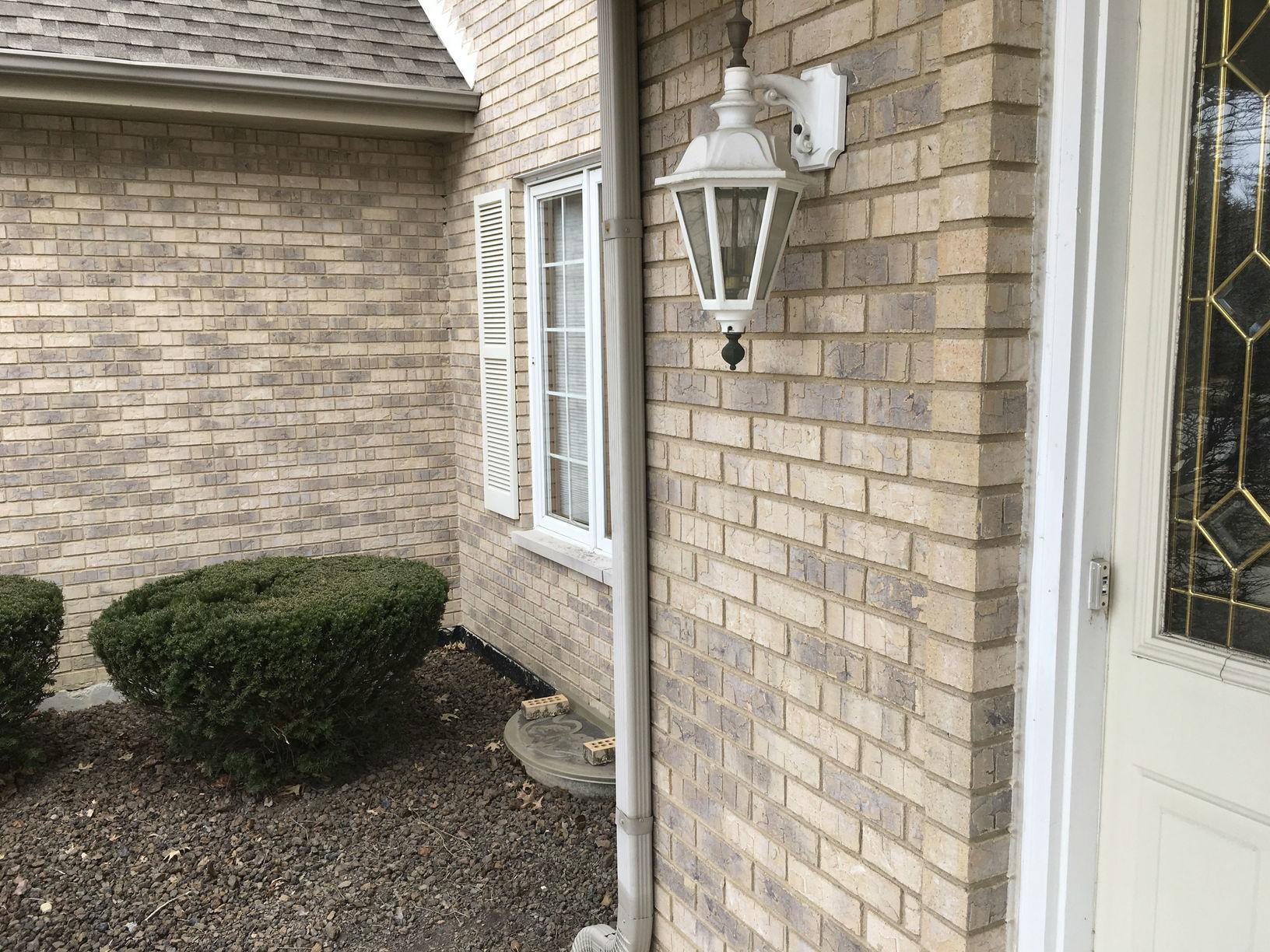 Downspout attachment in Orland Park, IL - After Photo