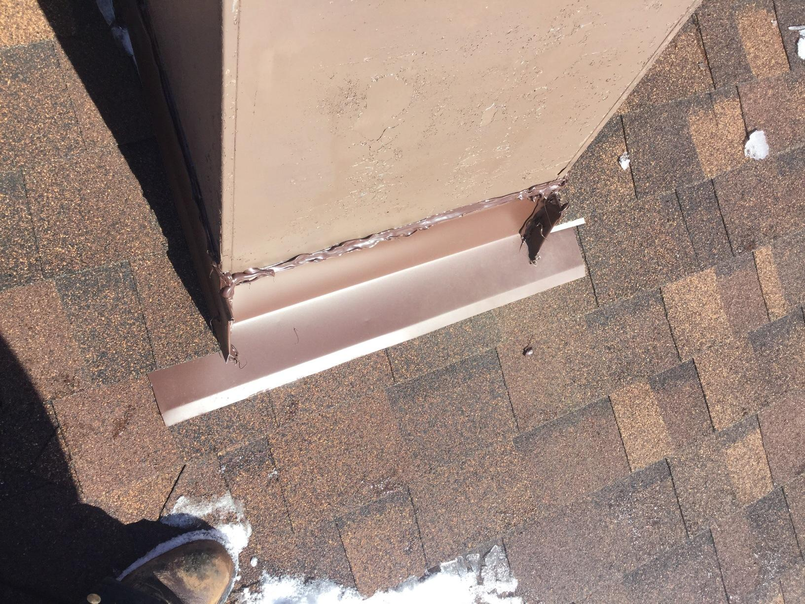 Chimney Caulking in Hometown, IL - After Photo