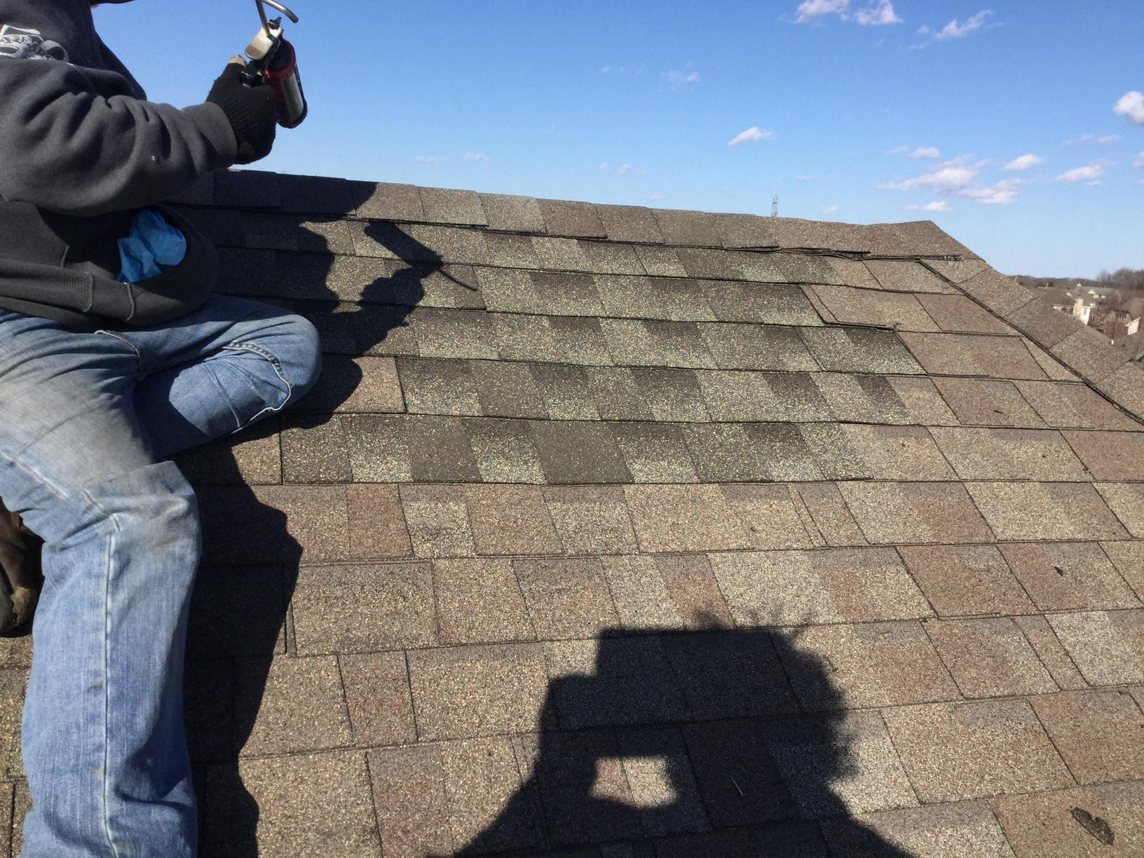 Frankfort, IL - Rooftop tarp removal and repair - After Photo