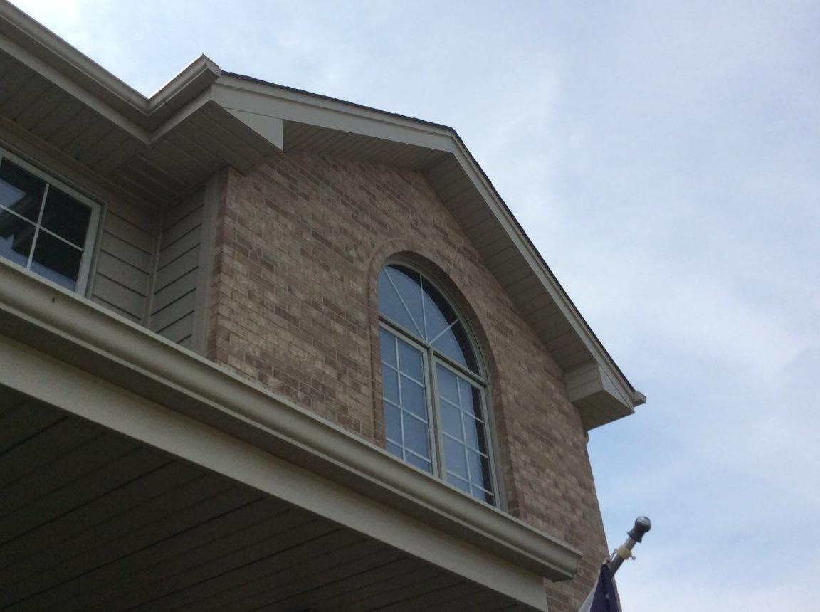 Fasia repair in Frankfort, IL - After Photo