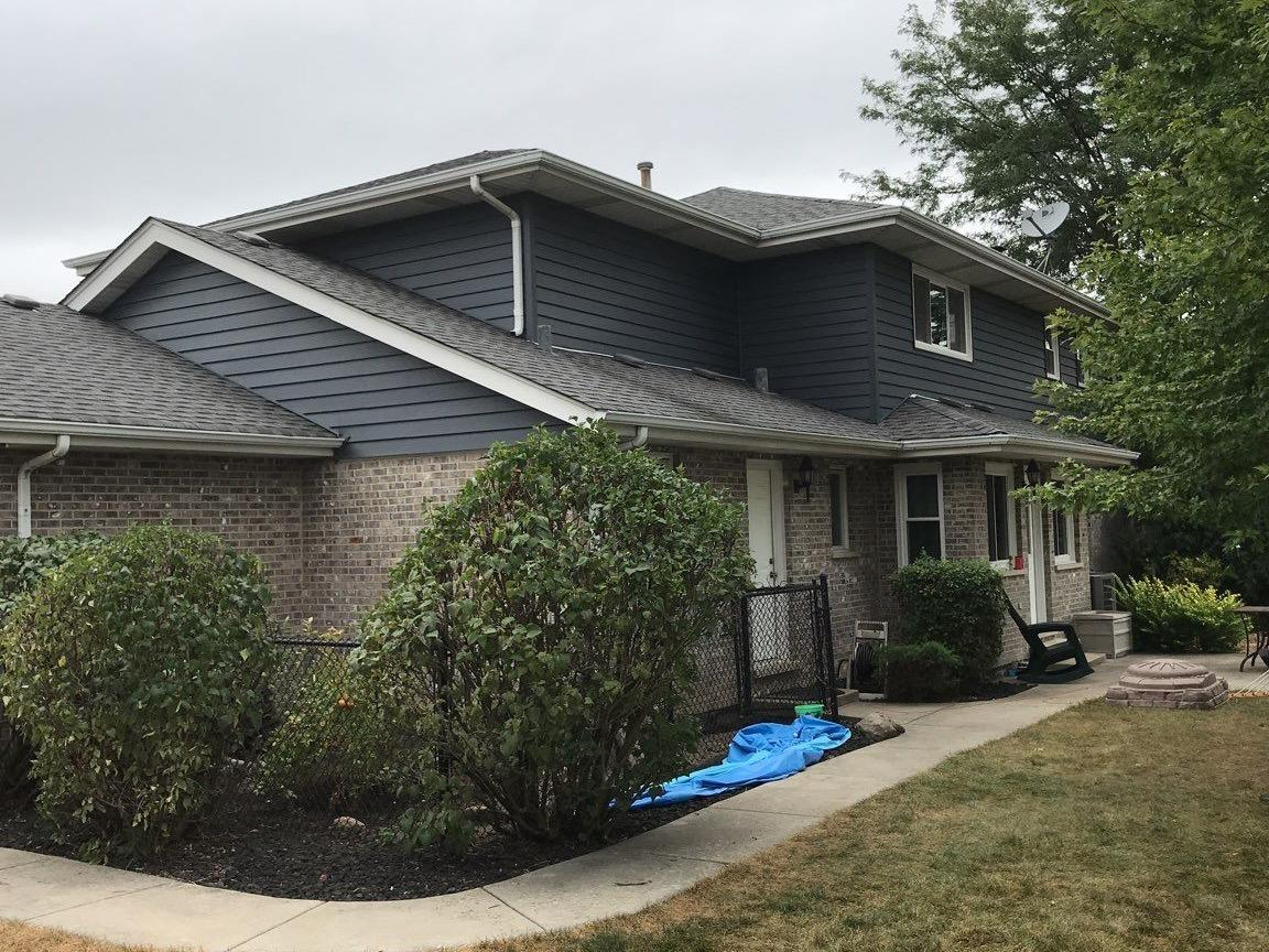 Replacing siding in Tinley Park, IL - After Photo