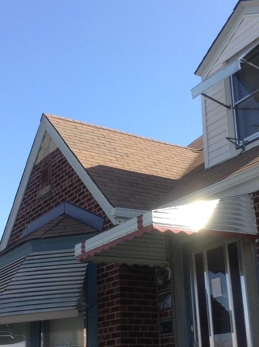 Evergreen Park IL Roof Shingle Repair - After Photo