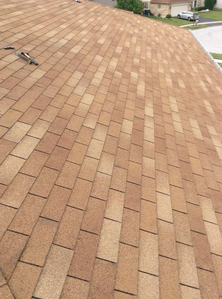 Roofing Shingles Repair in Orland Hills - After Photo