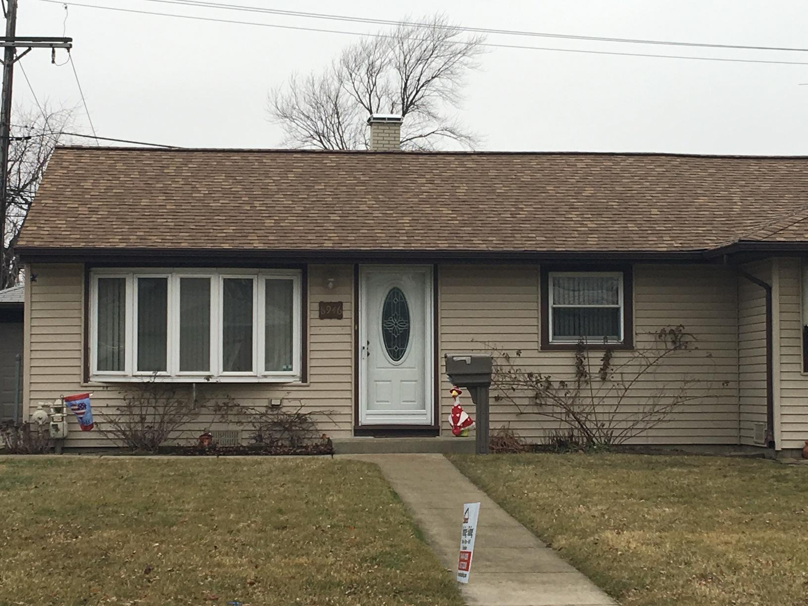 Roofing Replacement in Hometown, IL - After Photo