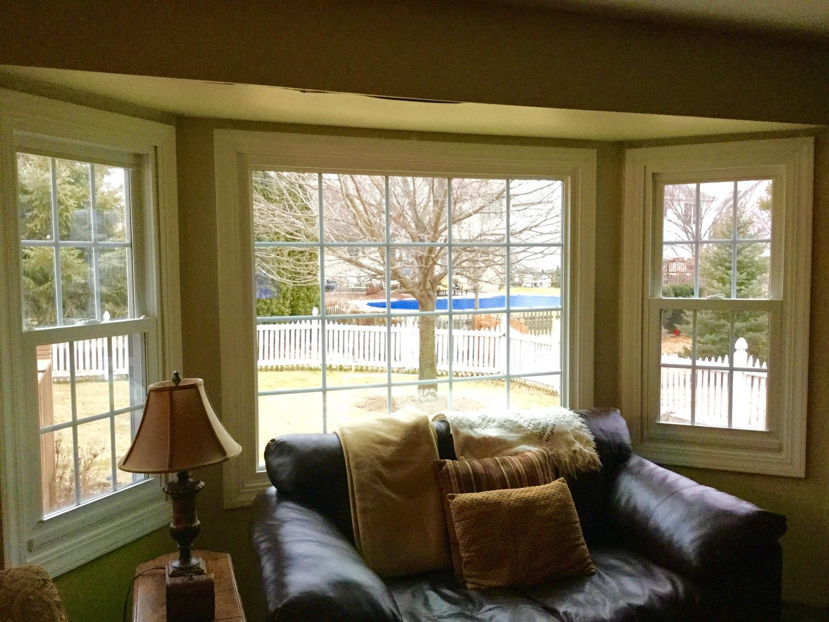 Window Replacement in Plainfield IL - After Photo