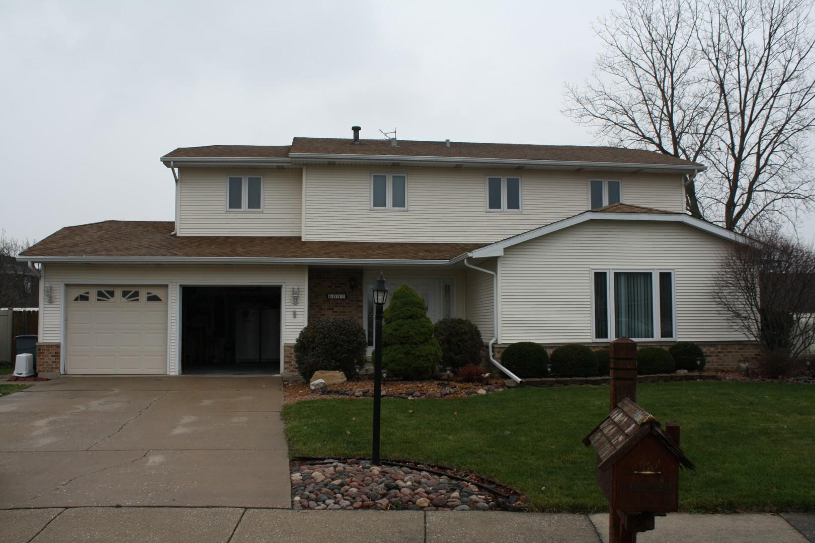 Oak Forest, IL Roof Replacement Project - Before Photo