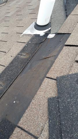 Roof shingle repair in New Lenox IL