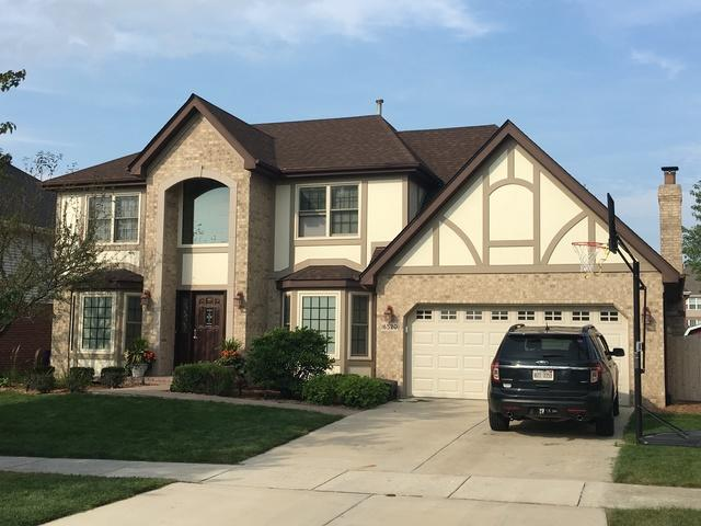 Orland Park James Hardie Fiber Cement Siding Installation