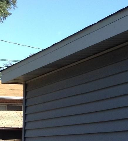 Soffit and Fascia Replacement - After Photo