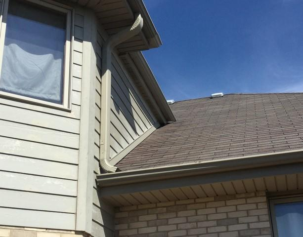Frankfort, IL siding replacement and rebuild project