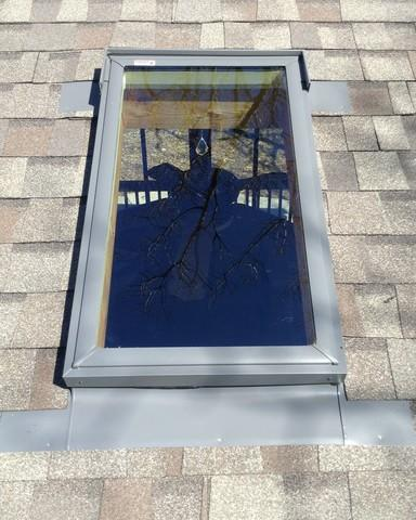 Homer Glen, IL Skylight Installation - After Photo
