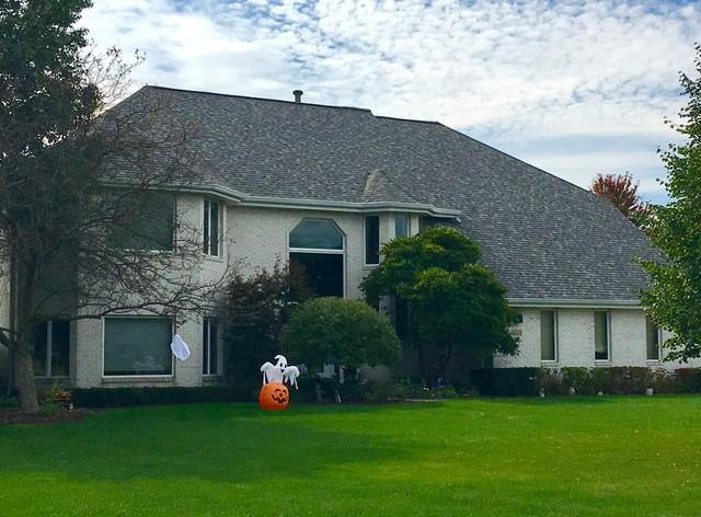 Georgetown Gray Landmark Pro Roof Replacement in Homer Glen, IL