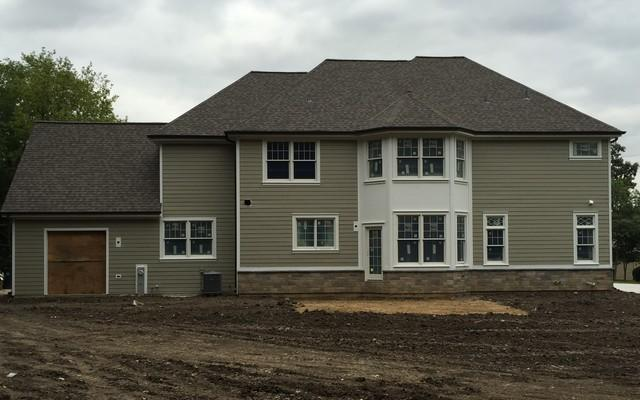 James Hardie Siding Installation - After Photo