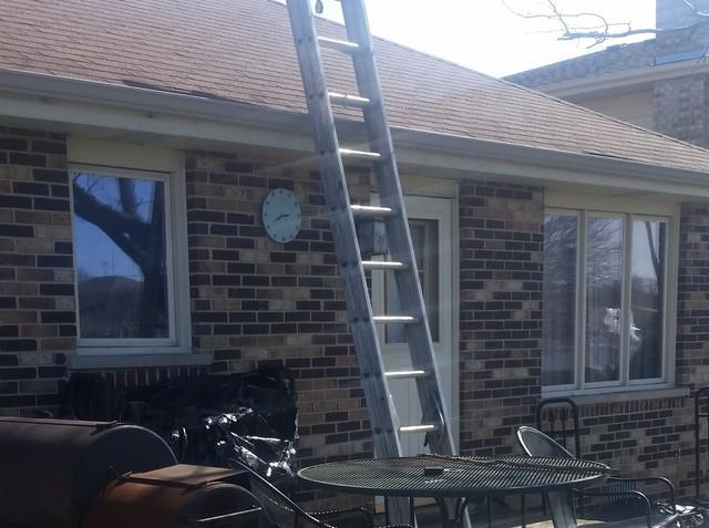 Gutter Repair in Tinley Park, IL - After Photo