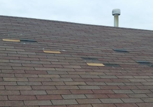 Roof Repair in Romeoville, IL