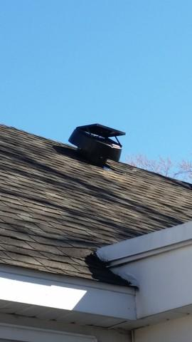 Solar Fan Install in Oak Lawn, IL - After Photo