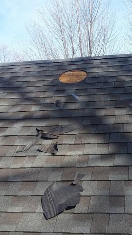 Solar Fan Install in Oak Lawn, IL