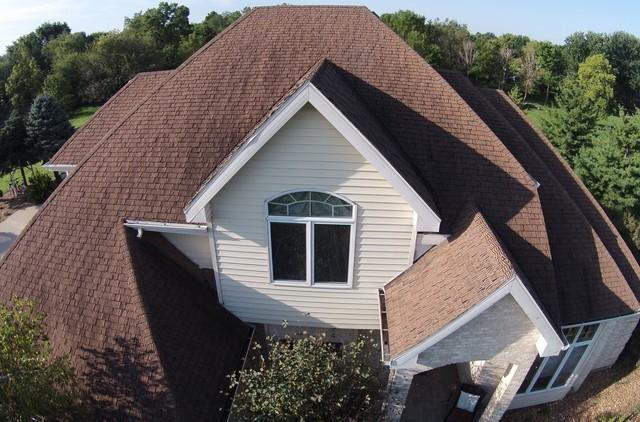 Lockport, IL Hail Damaged Roof Replacement
